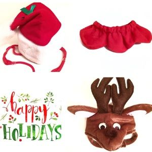 Holiday Pet Costumes!! A Fun Gift Idea!!